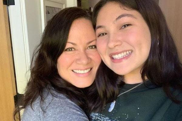 Shannon Lee's Daughter Wren Keasler
