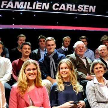 Meet Both Of Magnus Carlsen's Parents And See How They Raised A Chess Champion