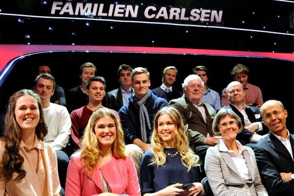 Magnus Carlsen parents, Sigrun Øen and Henrik Albert Carlsen