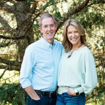 Andy Stanley's Wife Sandra Stanley Is An Advocate And Also The Founder Of North Point Ministries