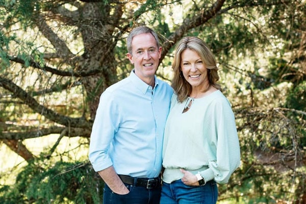 Andy Stanley's wife, Sandra Stanley