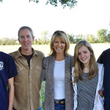 Andy Stanley's Children With Wife Sandra Stanley – 2 Sons And A Daughter