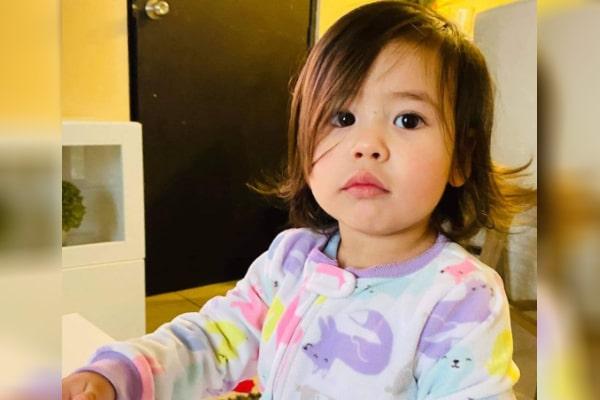 Brandon Moreno's daughter Megan Moreno