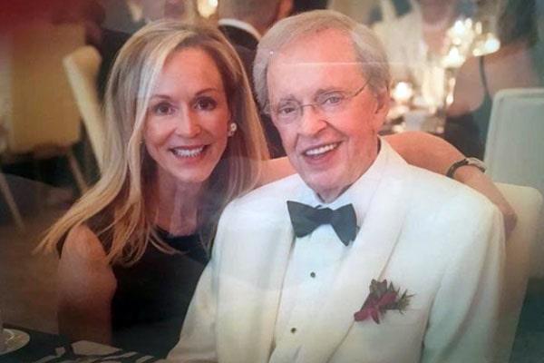 Charles Stanley daughter, Becky Stanley Brodersen