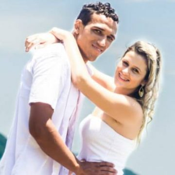 Who Is Charles Oliveira's Wife Talita Roberta Pereira? Married Since 2014