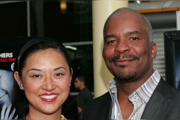David Alan Grier's ex-wife Christine Y. Kim