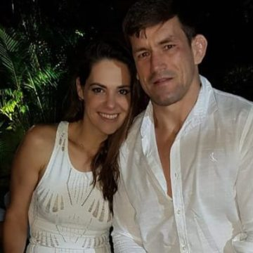 Demian Maia's Wife Renata Vieira Maia – How Did It All Begin For The Couple?