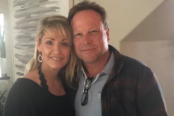 Eric Norris' wife Stephanie Norris