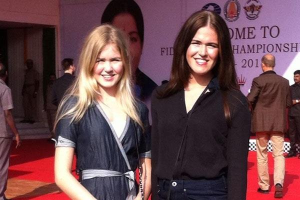 Magnus Carlsen Sister, Ingrid Oen Carlsen