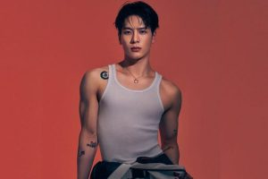 Jackson Wang tattoos