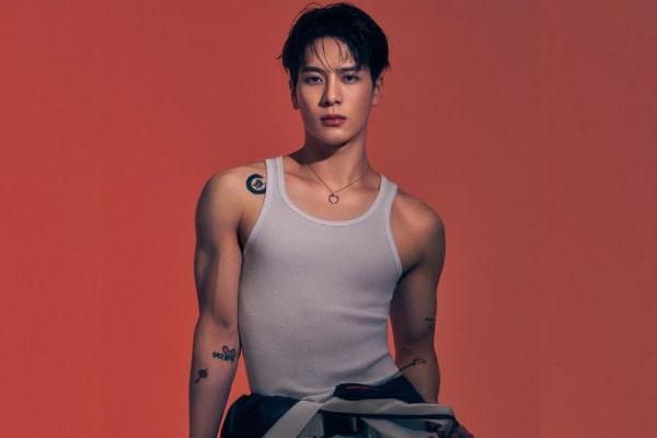 Jackson Wang tattoos