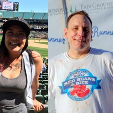 More About Neslie Ricasa, Is She Joey Chestnut's Wife?