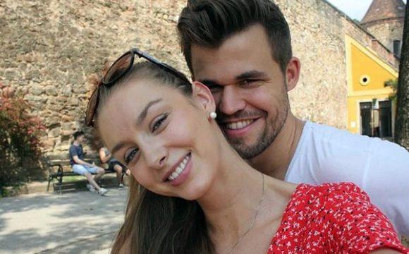 Magnus Carlsen's Girlfriend Elisabet Lorentzen Djønne, A Student Of University Of Oslo