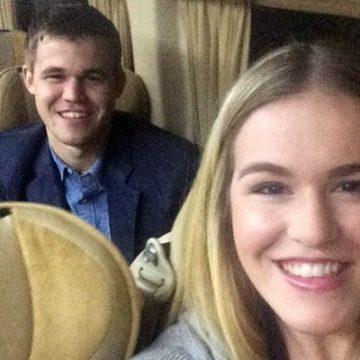 Is Magnus Carlsen's Sister Ingrid Carlsen As Good As The 7 Times World Chess Champion