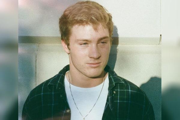 Mike Norris' son Max Norris