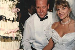 Mike Norris' wife Valerie Norris