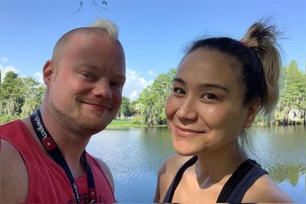 Miki Sudo's Boyfriend, Nick Wehry