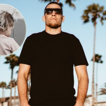 Nate Diaz's Daughter Nikayla, The MMA Fighter Is A Proud Father
