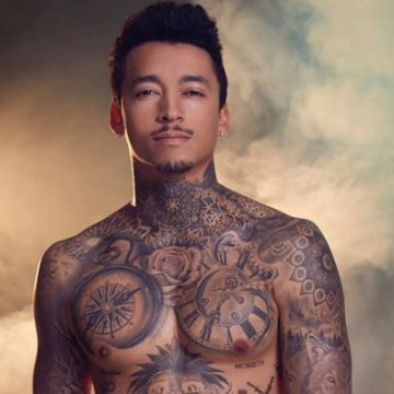 Look At All Of Nyjah Huston's Tattoos And Know Their Meaning