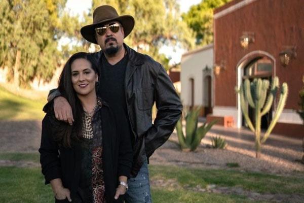 Pepe Aguilar's wife, Aneliz Aguilar Alvarez, Aneliz Alvarez-Alcala