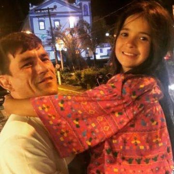 Meet Pietra Vieira Maia – Photos Of Demian Maia's Daughter With Renata Vieira Maia
