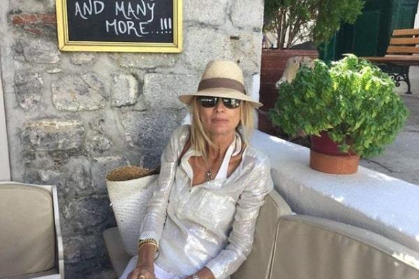 Richard Branson's ex-wife, Kristen Tomasso