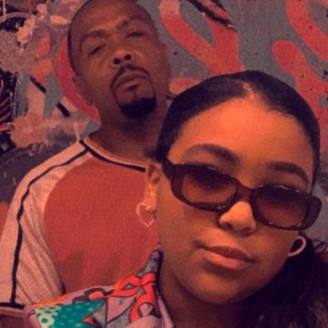 Meet Reign Mosley – Photos Of Timbaland's Daughter With Monique Idlett