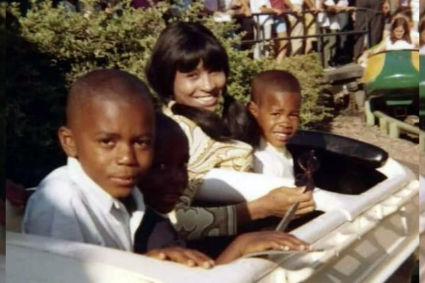 Tina Turner's son, Ike Turner Jr.