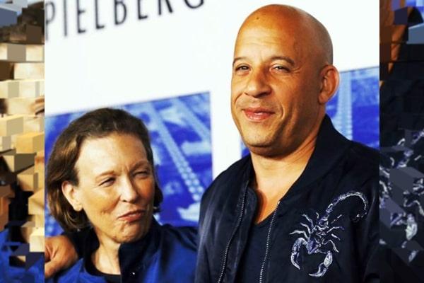 Vin Diesel's Parents