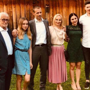 Find Out More About Aleksander Čeferin's Wife Barbara Čeferin