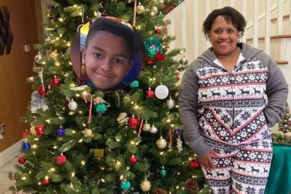 Chandra Wilson's Son, Michael Wilson