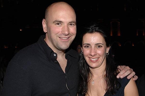 Dana White's wife Anne Stella White