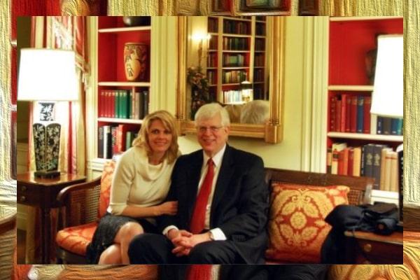 Dennis Prager's Wife Susan Reed