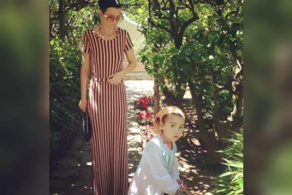 Ellen Pompeo's Daughter Stella Luna Pompeo Ivery