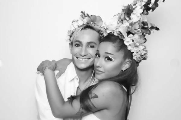 Frankie Grande and Ariana Grande Relationship