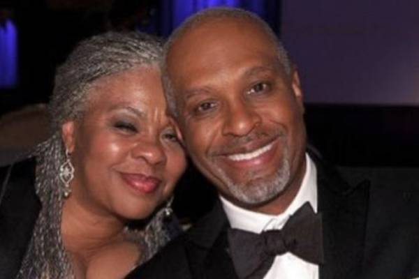 James Pickens Jr.'s Wife Gina Taylor-Pickens