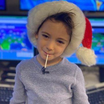 Meet Adrian Benjamin Colonomos – Photos Of Ginger Zee's Son With Ben Aaron
