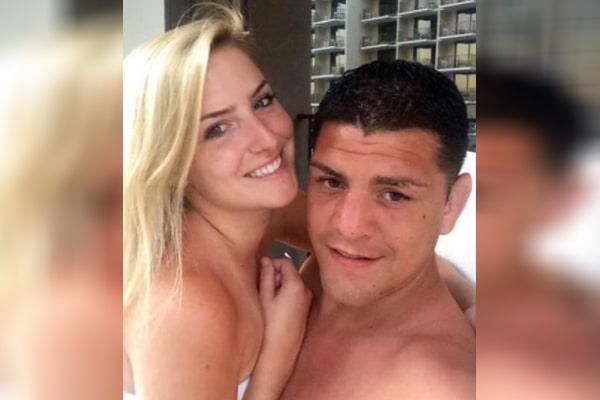 Nick Diaz's girlfriend Heather Nikole