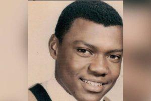 Jesse Williams's dad Reginald Williams
