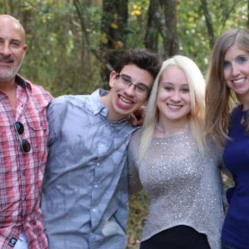 Christina Cantore, Daughter Of Jim Cantore And Tamra Cantore Is A Grown Up Now