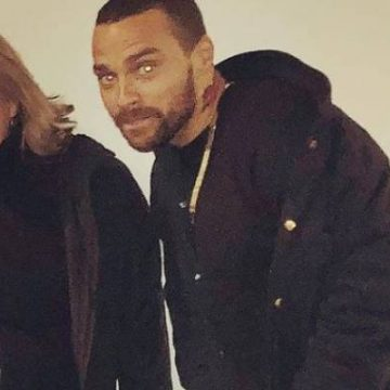 Jesse Williams' Mother Johanna Chase Must Be Proud Of His Achievements