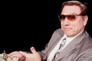 John Cena's father John Cena Sr