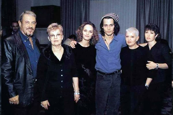 Johnny Depp's Sister Debbie Depp
