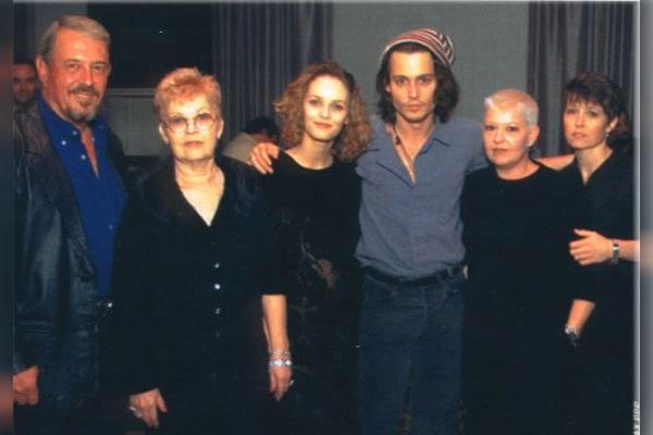 Johnny Depp's father John Christopher Depp