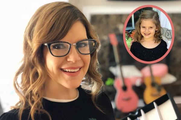 Lisa Loeb's daughter, Lyla Rose Loeb Hershkovitz