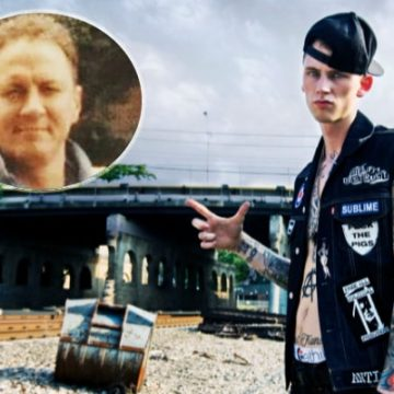 Sadly, Rapper MGK's Father Has Already Passed Away