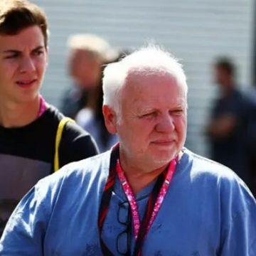 Sebastian Vettel's Father Norbert Vettel Loves Attending His Races