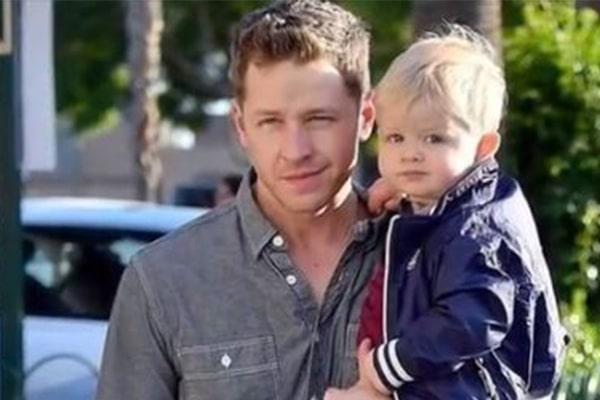 Josh Dallas's Son