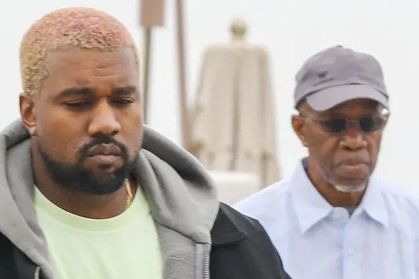Kanye West's father Ray West