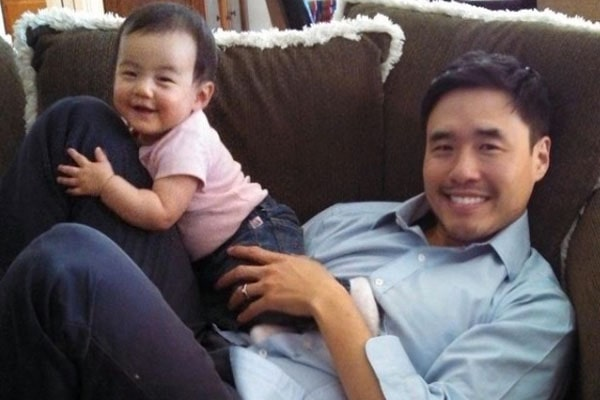 Randall Park's daughter, Ruby Louise Park
